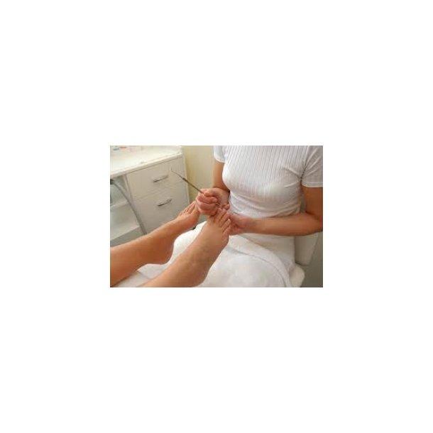 Basiskursus : Rekonstruktion af negle på fødder