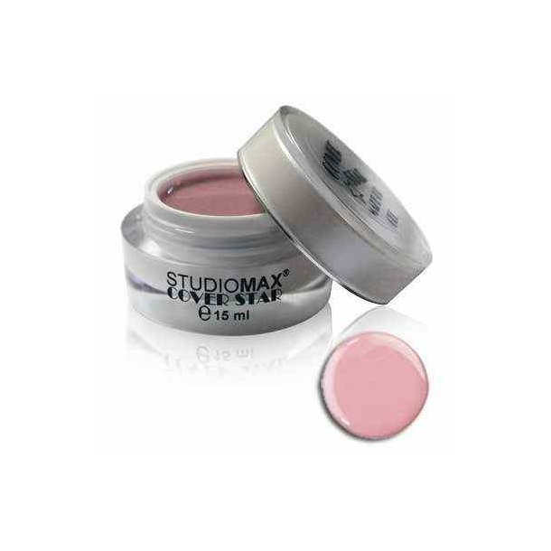 Studiomax Cover Star - Make up gel Rose 15ml