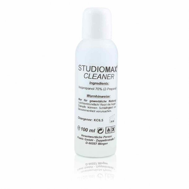 Studiomax Cleaner